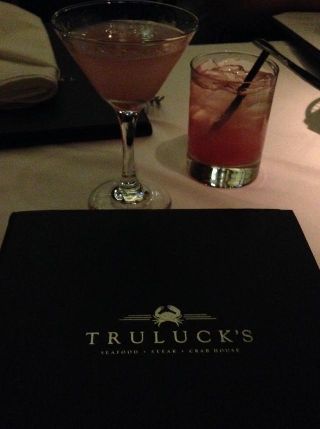 Trulucks menu