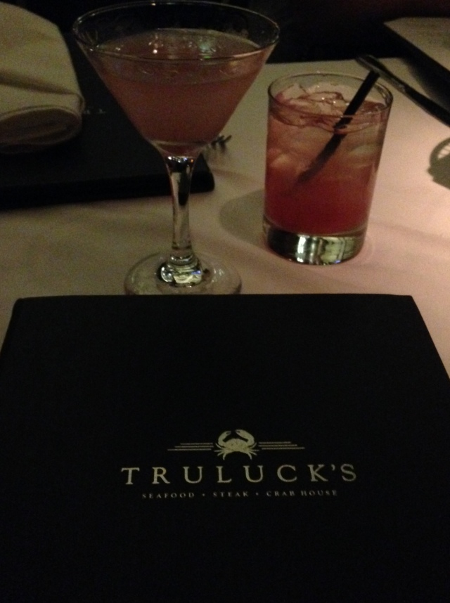Trulucks menu