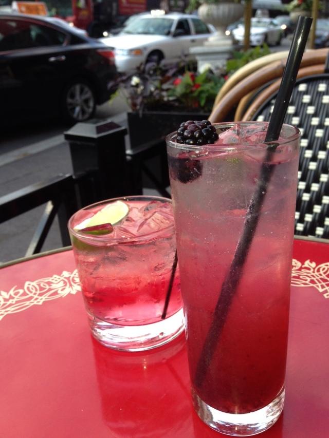 fairmont drinks